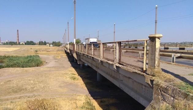 В Запорожской области за 50 миллионов отремонтируют мост