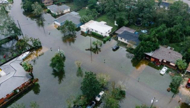 Ураган Салли оставил в США сотни тысяч людей без электричества
