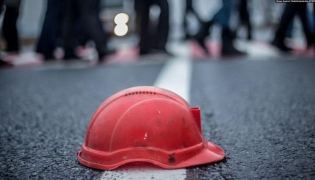Протест шахтеров: под землей остаются 170 горняков, девятерых забрали