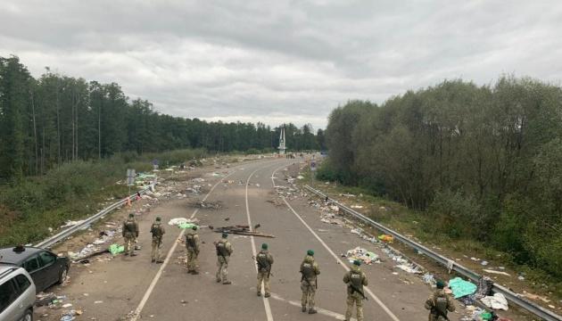 ユダヤ教巡礼者、ウクライナ・ベラルーシ国境から退去