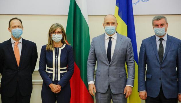 Шмигаль запропонував відновити роботу українсько-болгарської комісії з економічної співпраці