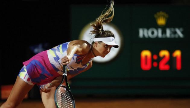 Свитолина обыграла россиянку Кузнецову и вышла в четвертьфинал турнириу WTA в Риме