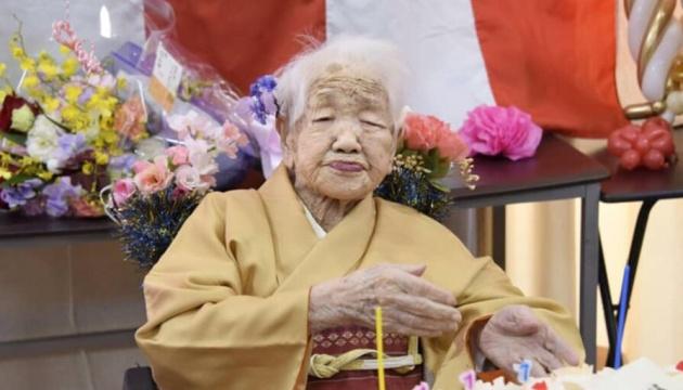 Японку занесли у Книгу рекордів Гіннеса як найстаршу жительку планети