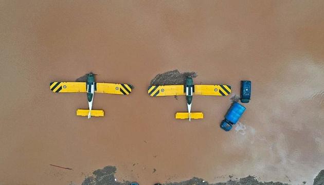 Из-за наводнений в Греции погибли два человека
