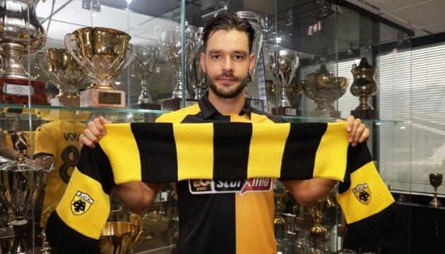 Евгений Шахов подписал контракт с греческим клубом АЕК
