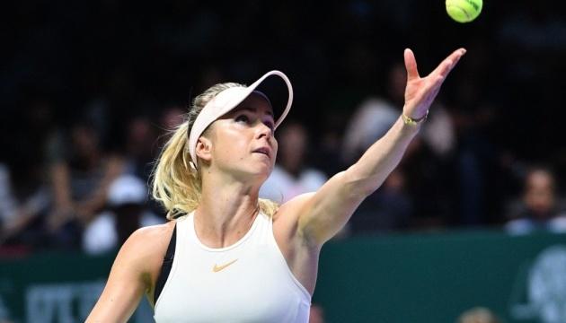 Свитолина проиграла четвертьфинал турнира WTA в Риме