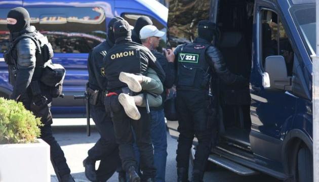 В Беларуси во время Марша справедливости задержали по меньшей мере 230 человек