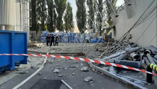 На київському пивзаводі стався вибух, є постраждалі