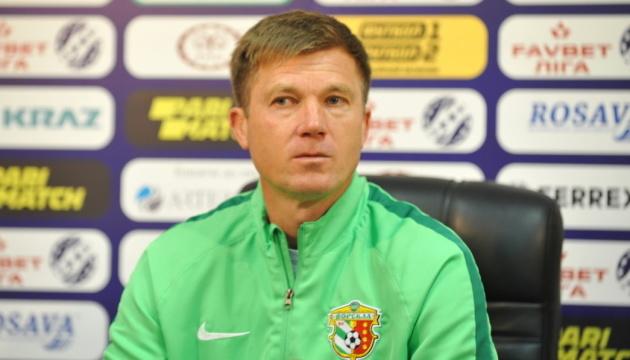 Максимов - лучший тренер 3 тура чемпионата Украины по футболу