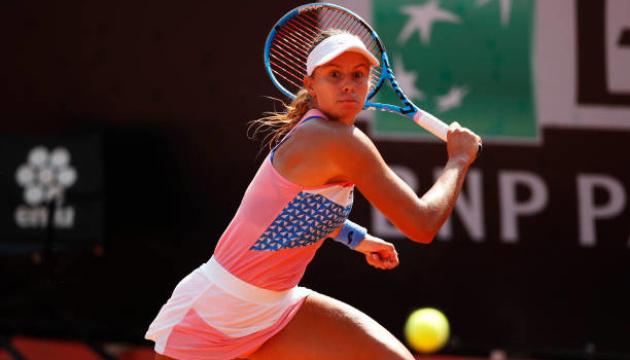 Лінетт стала суперницею Світоліної у другому колі турніру у Страсбургу