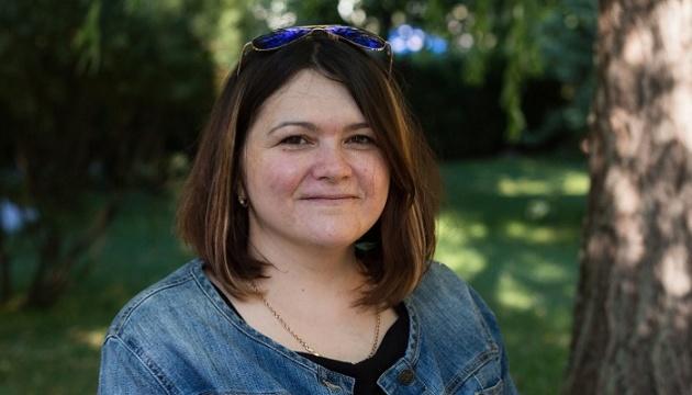Une activiste ukrainienne désignée lauréate régionale pour l'Europe de la distinction Nansen du HCR pour les réfugiés