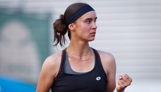 ITF предоставила денежный грант украинской теннисистке
