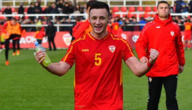 Агрон Руфаті став футболістом луганської