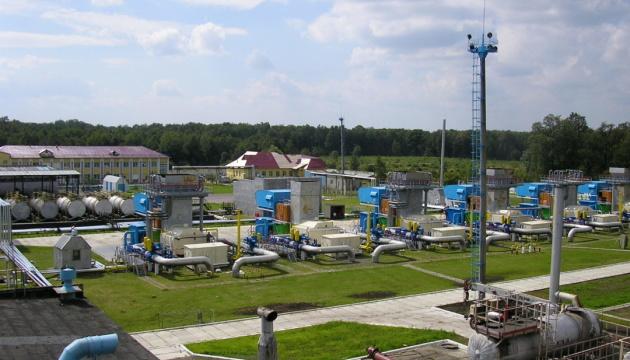 В Украине стартовала реконструкция одного из крупнейших хранилищ газа