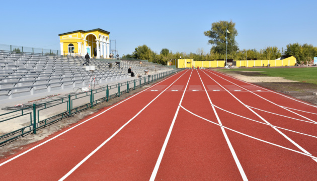 У Слов'янську вперше за 67 років масштабно реконструюють стадіон