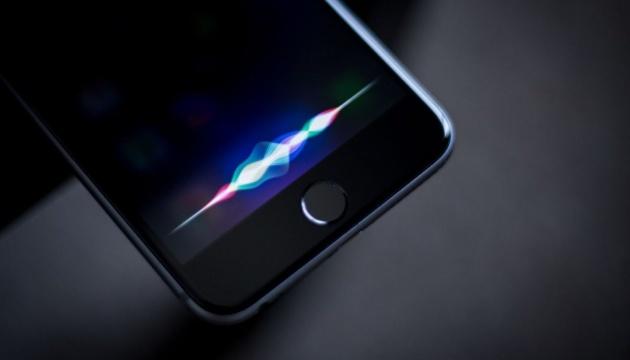 Apple хочет научить Siri говорить на украинском