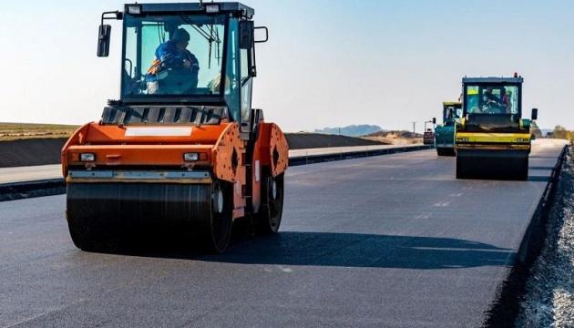 На Донетчине капитально ремонтируют трассу Доброполье - Лиман