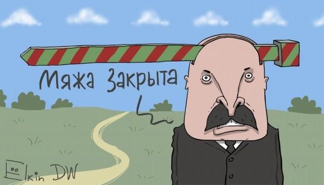 Лукашенко пройшов точку неповернення