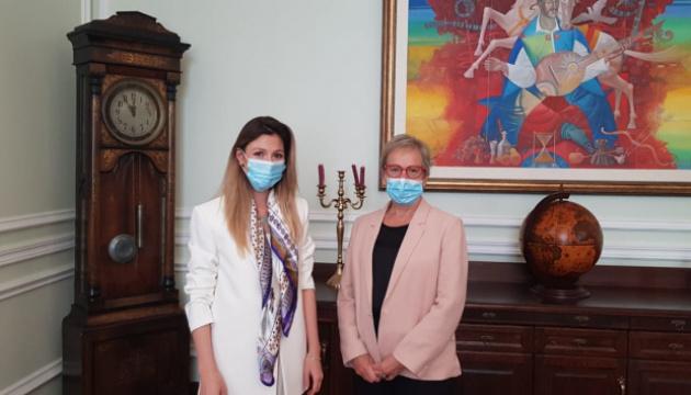OSCE ODIHR election observation mission starts its work in Ukraine