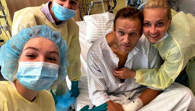 Навальный: Из зеркала на меня смотрел персонаж