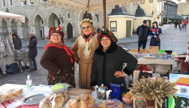 В Таллінні відбувся Етноярмарок за участі українців Естонії