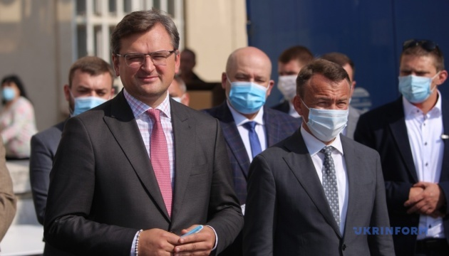 Ukraine, Hungary foreign ministers agree to launch work of three intergovernmental groups