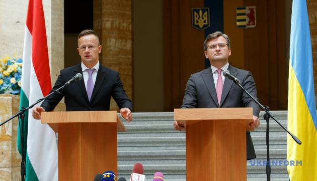Україна-Угорщина: настає час відвертої та гідної розмови
