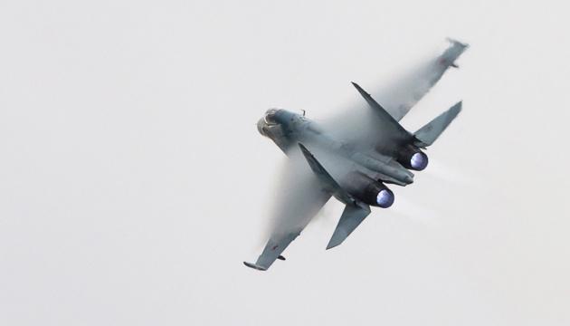 Винищувач Су-30 у Росії був збитий на навчаннях іншим літаком