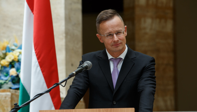 Сіярто запевняє, що говорити про угорський сепаратизм на Закарпатті немає сенсу