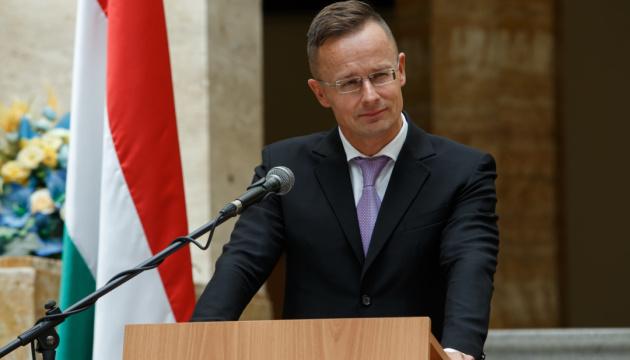 Szijjártó: It makes no sense to talk about Hungarian separatism in Zakarpattia