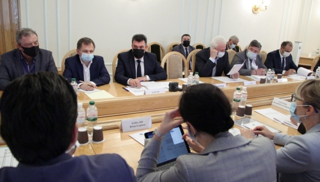 Секретарь СНБО заявляет о серьезном кризисе неплатежей в сфере энергетики