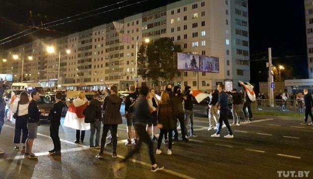 Инаугурация Лукашенко: люди выходят на протесты по всей Беларуси