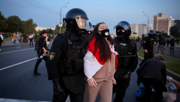 Протесты в Беларуси: силовики задержали более 200 человек