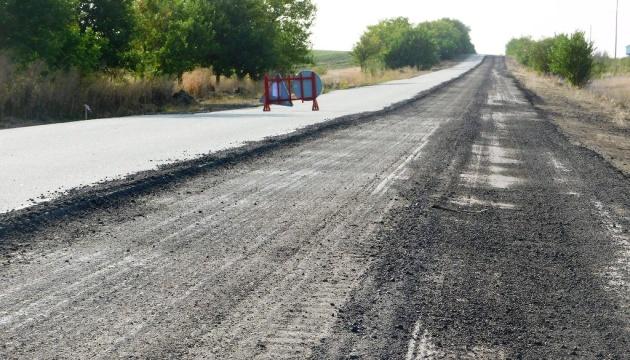 Стартовал ремонт дороги к курортному Очакову