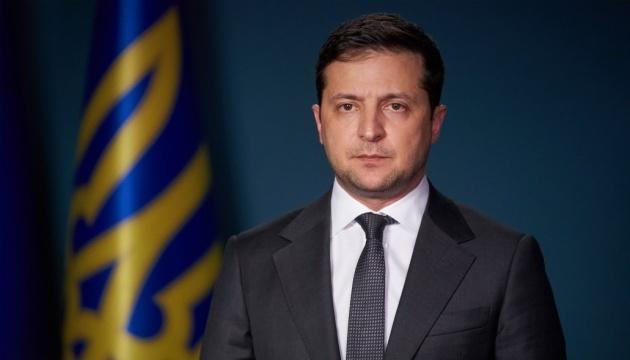 Zełenski nazwał ONZ konkretne kroki, które należy zrobić w celu osiągnięcia pokoju w Donbasie