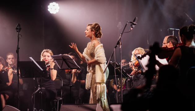 Оркестр во Львове выполнил хиты Бродвея
