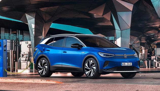 Volkswagen представив електрокар із запасом ходу 402 км