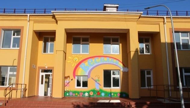 На Вінниччині завдяки «Великому будівництву» з'явився новий дитячий садочок