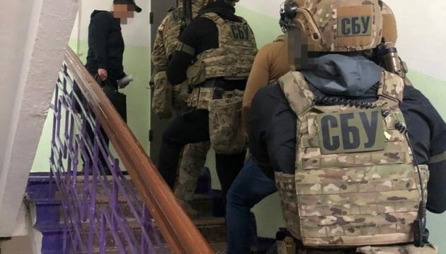 В Краматорске СБУ задержала собственного сотрудника за вымогательство взятки