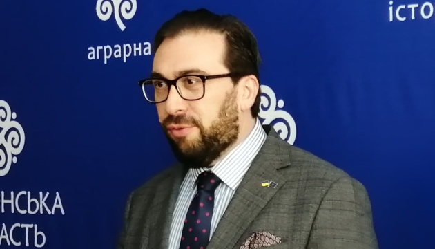Vinnikov asegura que el apoyo de la OTAN a Ucrania es tanto político como práctico