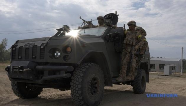 Международные военные учения Rapid Trident 2020 оценили на «отлично»