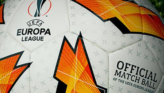 Визначилися пари раунду плей-офф Ліги Європи УЄФА
