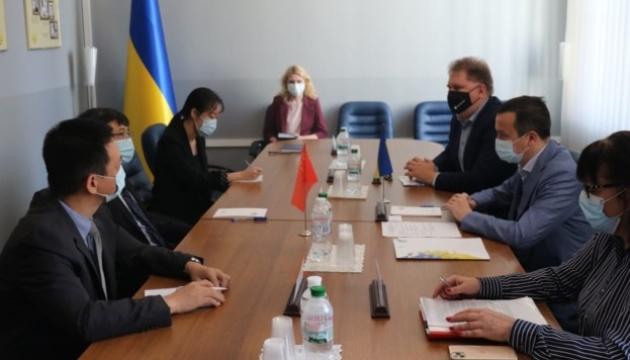 Україна і Китай планують розширити номенклатуру агропродукції на ринках