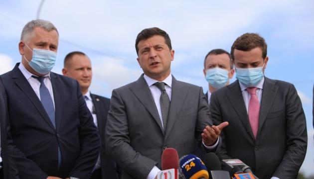 Zelensky announces construction of new airport in Zakarpattia region