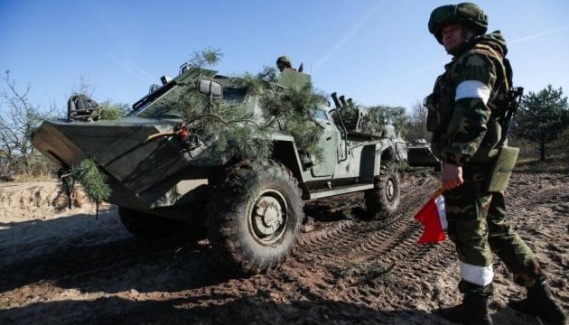 НАТО стежить за військовими навчаннями, у яких задіяна Білорусь