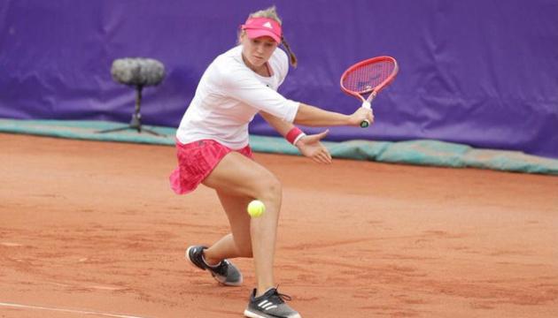 Стала відома перша фіналістка турніру WTA у Страсбургу