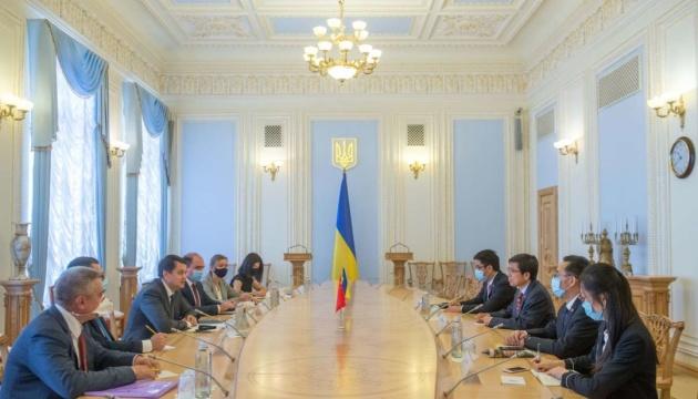 Die Ukraine und China planen, Angebot an landwirtschaftlichen Produkten auf Märkten zu erweitern