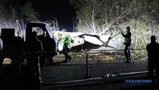 ГБР рассмотрит все возможные версии катастрофы самолета на Харьковщине - Геращенко