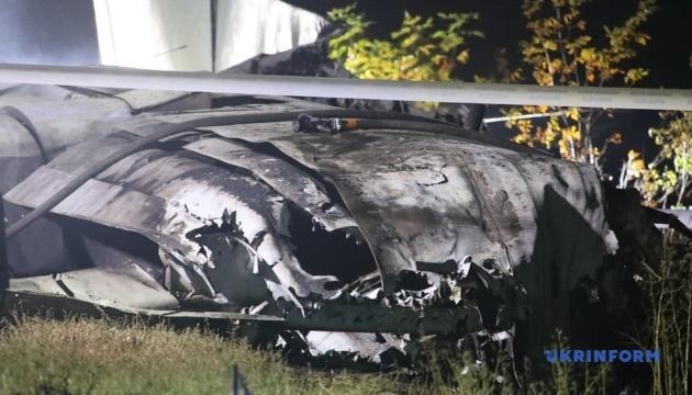 Комітет Ради очікує до 25 листопада звіт Міноборони про причини авіакатастрофи під Харковом
