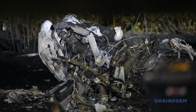 Катастрофа літака ЗСУ з курсантами на Харківщині
